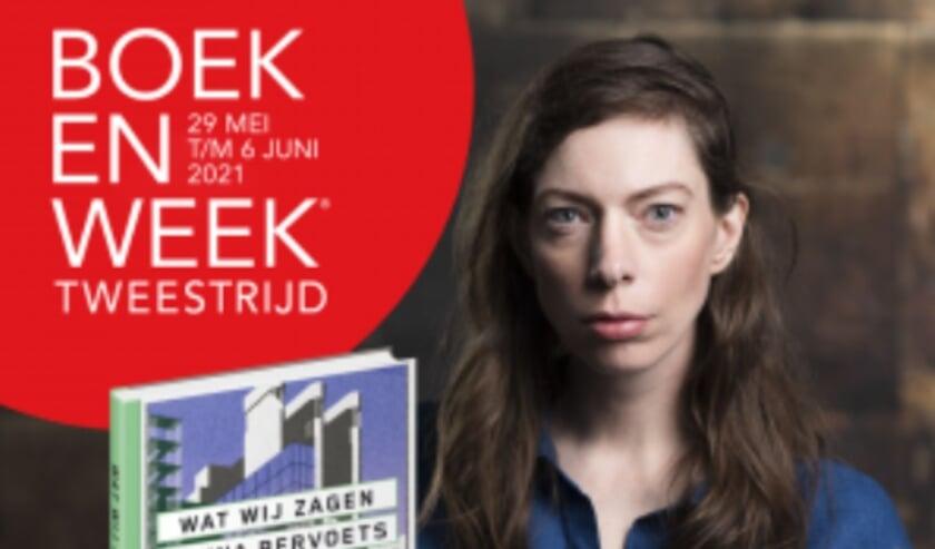 auteur boekenweekgeschenk Hanna Bervoets