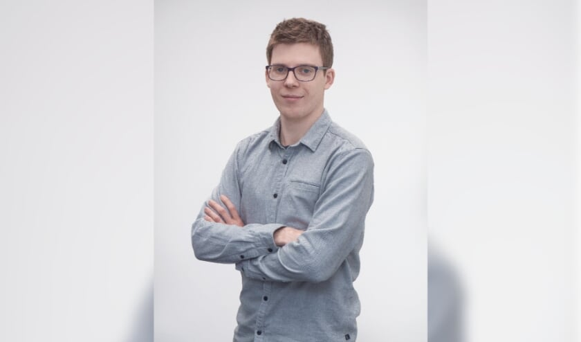 Vincent van Lier (stagiair CompSolution)