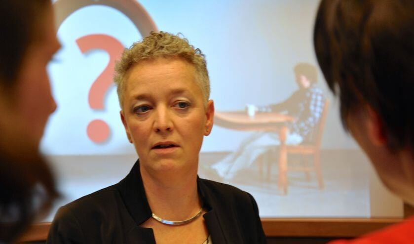 <p>Wethouder Ankie van Tatenhove</p>