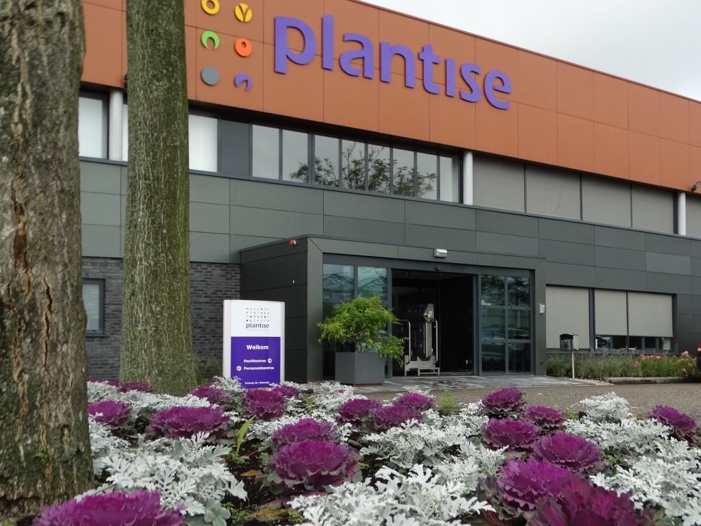Overal zijn de kleuren van het nieuwe Plantise logo zichtbaar.  © hartvanlansingerland