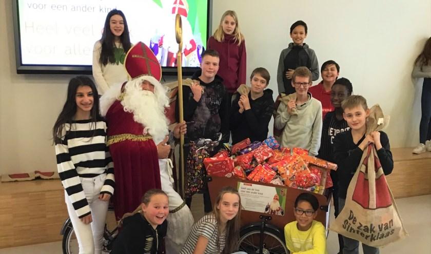 Sinterklaas zoekt hulp! Geeft u aan Sint voor een ander kind? (Foto: PR)