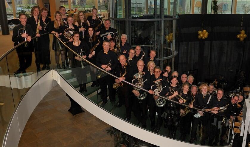 Een feestelijk concert voor jong en oud. (Foto: Jaco van der Elst)