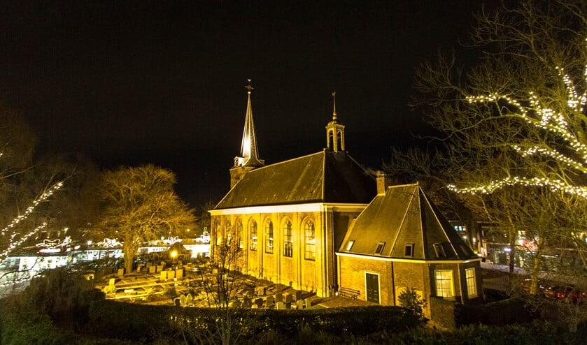 Op 14 december baadt de Berkelse Dorpskerk in licht en muziek.
