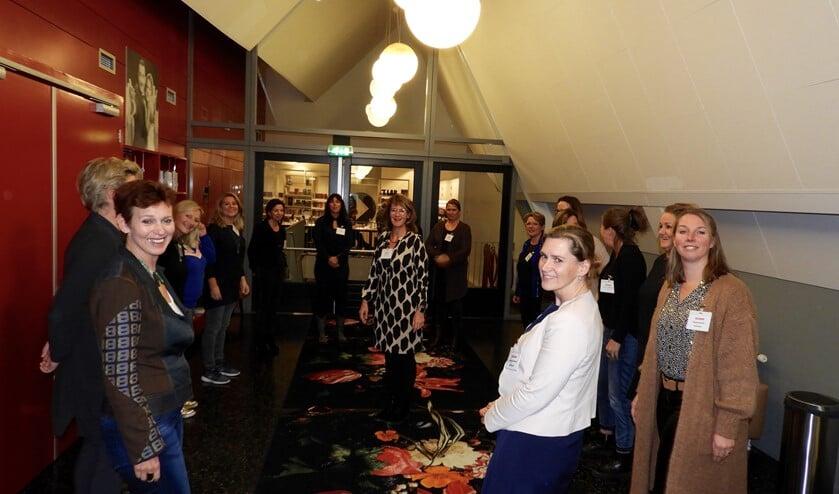 De diverse workshops werden verzorgd door NOOVA leden'. (Foto: PR)