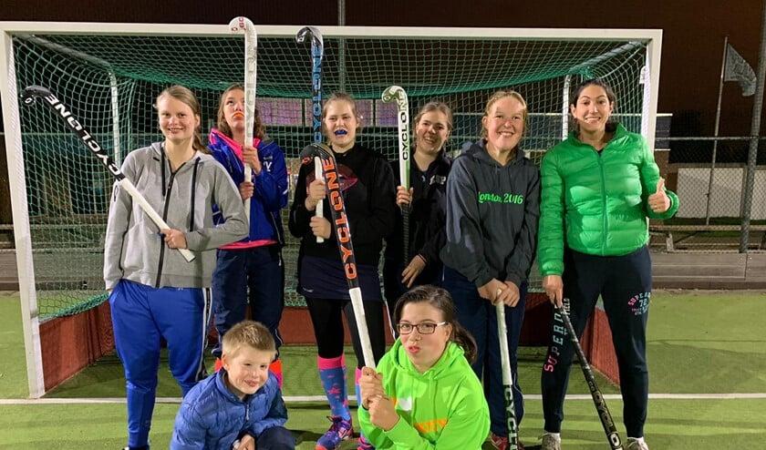Het G-hockey team traint en speelt al 5 jaar met veel plezier samen en is op zoek naar versterking. www.hvbleiswijk.nl. (Foto: PR)