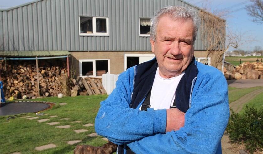 Nico van der Sman is 73 jaar maar is iedere dag nog volop in de running.