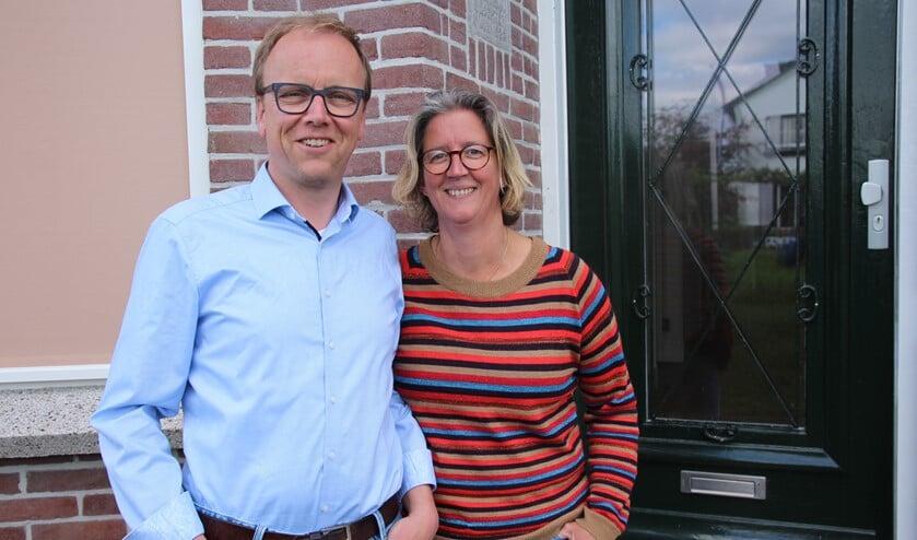 Tot hun eigen grote verrassing ontvingen Edwin en Monique van Drunen vrijdag 24 april per telefoon een koninklijke onderscheiding.