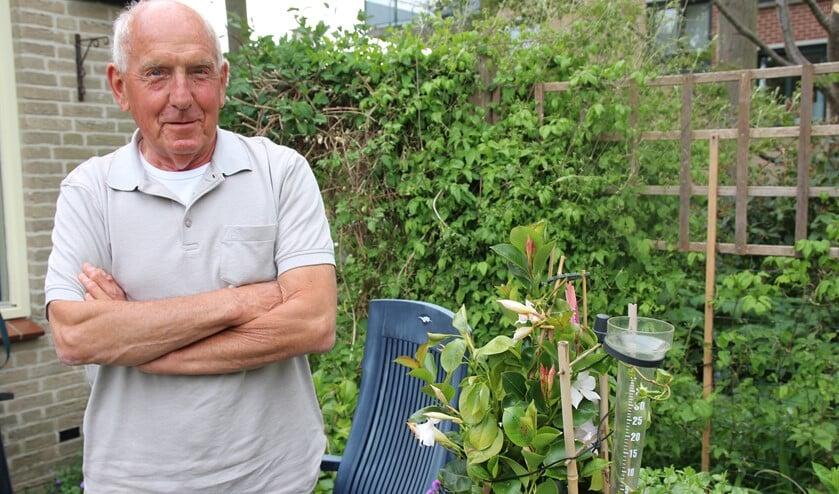 Jaap van Lien is intussen 81 maar hij zit niet stil.