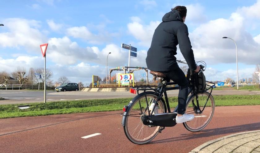 De meeste meldingen kwamen binnen over de rotonde Boterdorpseweg-Klapwijkseweg.
