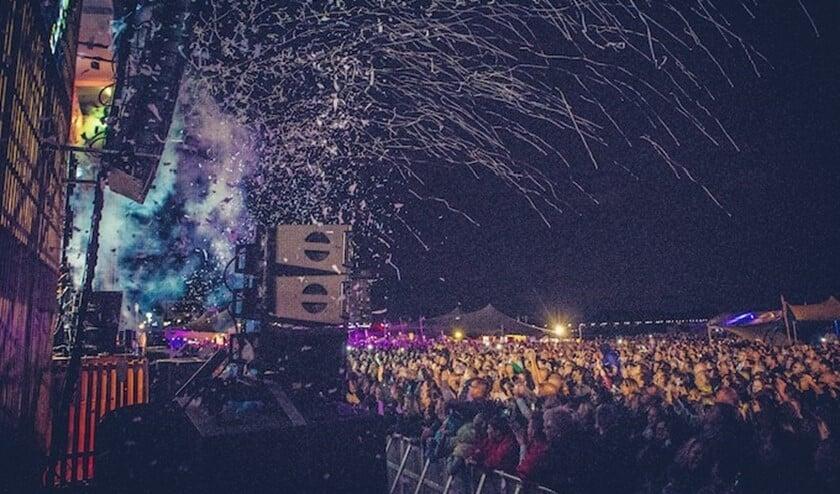 Het podiumprogramma is een groot onderdeel van Opperdepop festival (Foto: Rutger Haspers)