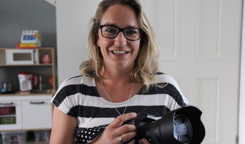 Renate Houweling heeft van haar hobby haar beroep gemaakt.