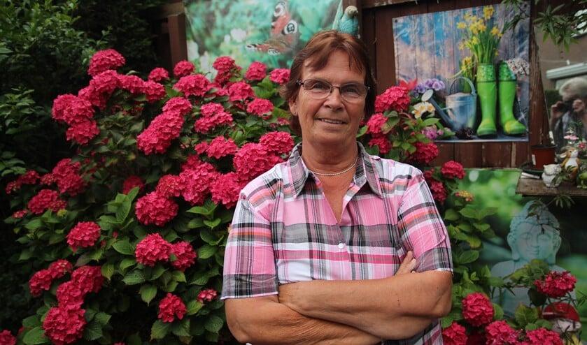 Tineke doet al tientallen jaren allerhande vrijwilligerswerk.