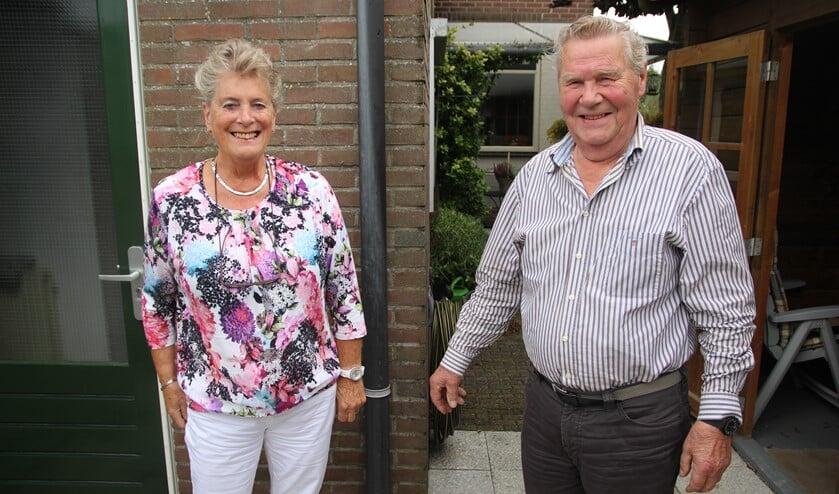 <p>Ook na 55 jaar huwelijk ondernemen ze samen nog van alles!</p>