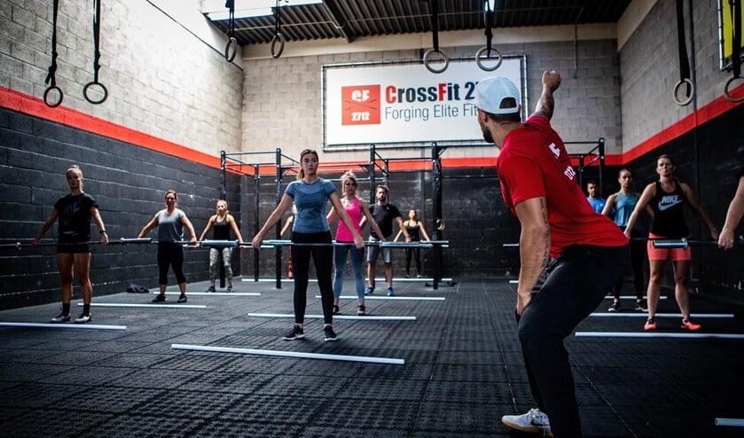 CrossFit 2712 biedt iedereen de mogelijkheid om fit te worden.