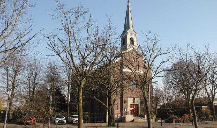 In de OLV Visitatie kerk in Bleiswijk worden ook video-opnames gemaakt. (Foto: Aad v/d Broek)