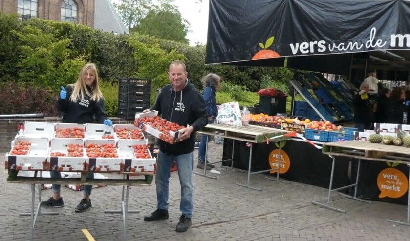 Van Vliet was al gewend aan de 'anderhalvemetermarkt'.