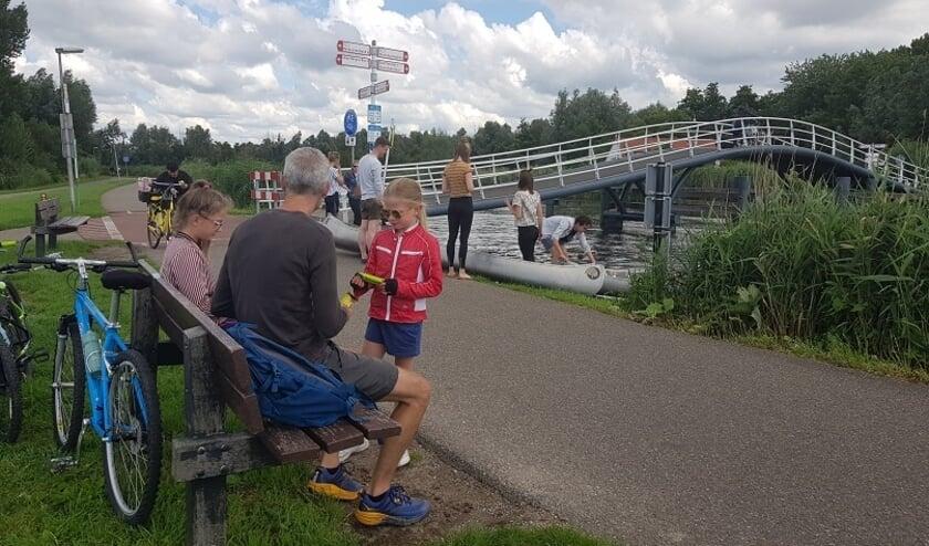 <p>Verschillende partijen werken aan een ontwerp voor een nieuwe inrichting van de omgeving van de Rottebanbrug.</p>