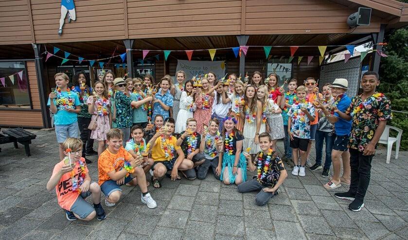<p>De kinderen waren allemaal prachtig uitgedost voor het feest. (Foto: Chris Gorzeman/Capital Images) </p>