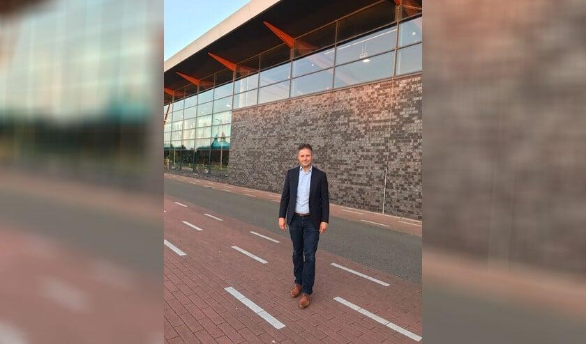 <p>CDA-fractievoorzitter Matthijs Ruitenberg neemt na de gemeenteraadsverkiezingen van maart 2022 afscheid van de lokale politiek. (Foto: PR) </p>