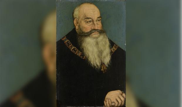 """<p class=""""Fotobijschrift"""" pstyle=""""Fotobijschrift"""">Hertog Georg van Saksen (1471-1539)</p>"""