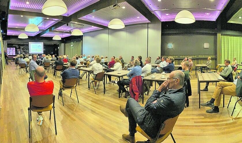 <p>Bijna honderd mensen woonden de bijeenkomst bij van Made in Montfoort. Nog eens ruim 700 mensen keken online mee.</p>
