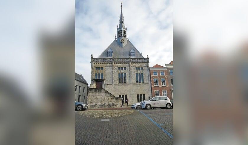 """<p pstyle=""""BODY"""">Het Stadhuis in Schoonhoven krijgt een andere functie.</p>"""