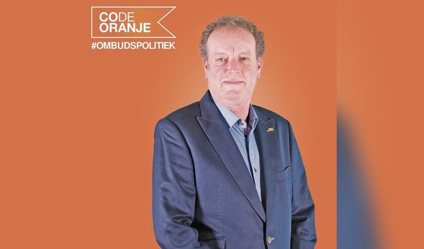 """<p pstyle=""""BODY"""">Koert Westerman: """"Geef Oudewater een stem in Den Haag'.</p>"""