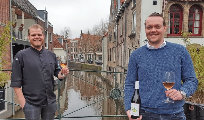 """<p pstyle=""""BODY"""">Sander Kwakkenbos en Patrick van Klaveren: &quot;Het voelt alsof er weer een feestje aankomt.&quot;</p>"""