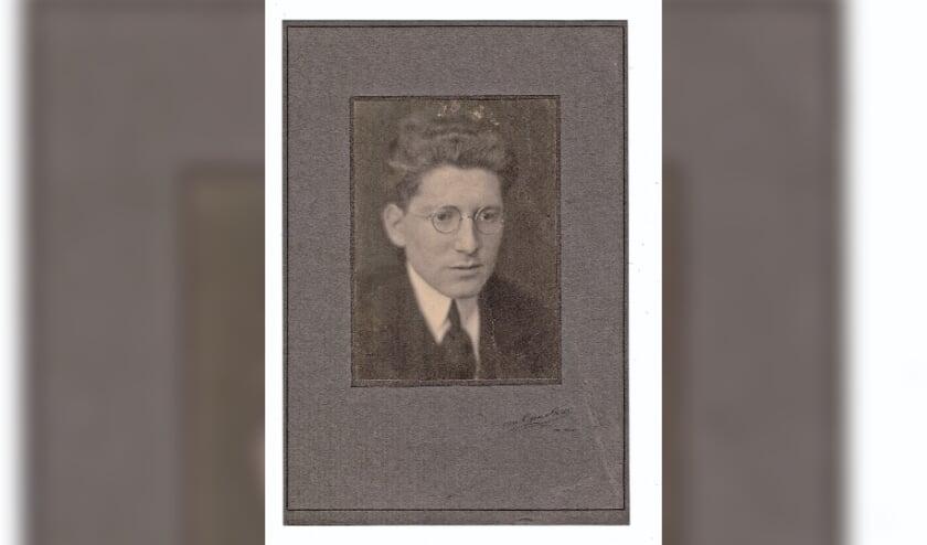Beeld Herman de Man (foto: collectie Gé Vaartjes)
