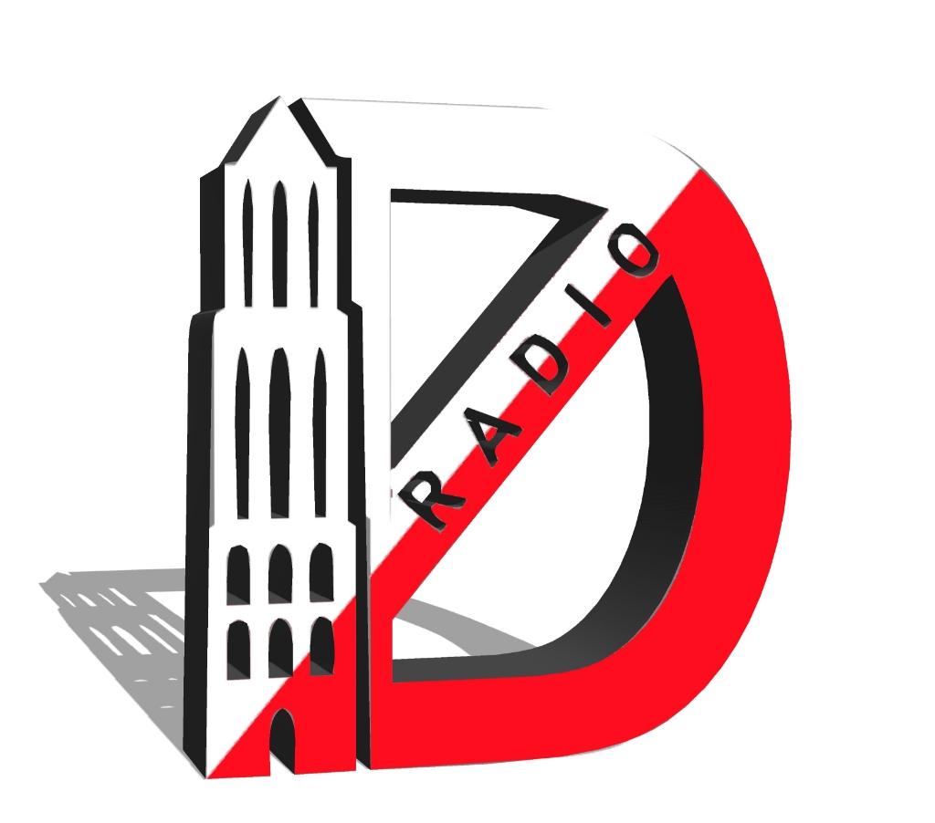 Logo Domstad Radio © Van Dijk Grafimedia BV