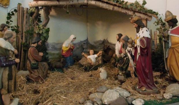 Kerststal HHartkerk