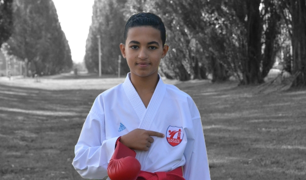 Leerling Karate Team Utrecht