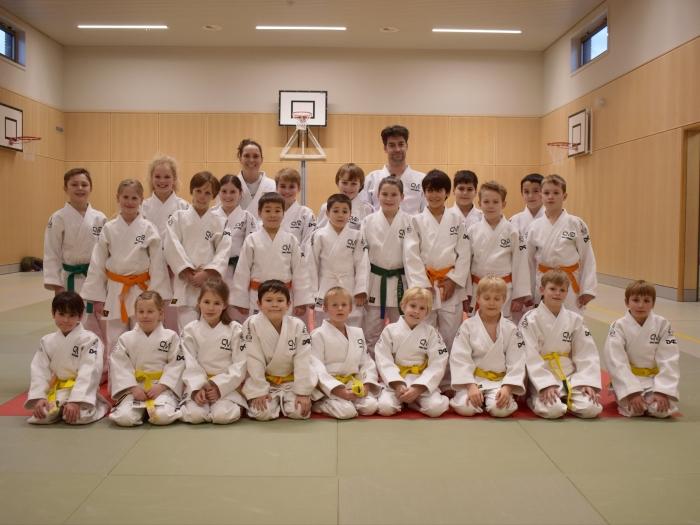 Wedstrijdploeg judo Erik Verlaan Sport