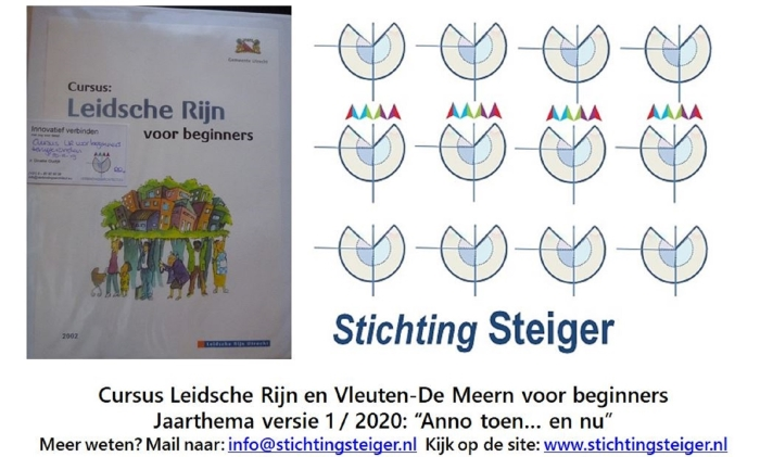 Wil je meer weten? www.stichtingsteiger.nl  :-) Dineke Oudijk © Van Dijk Grafimedia BV
