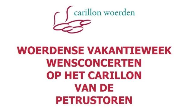 Poster Wensconcert + CV beiaardier