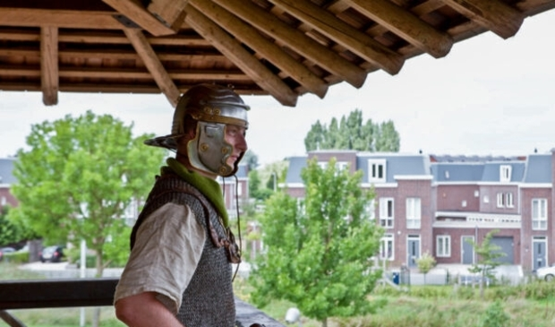 <p><strong>Museum Hoge Woerd - Soldaat op wacht - Foto: Aafke Holwerda</strong> </p>
