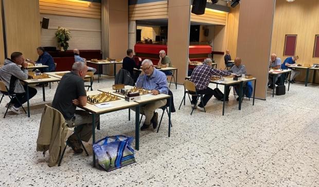 <p>Competitieavond schaakvereniging</p>