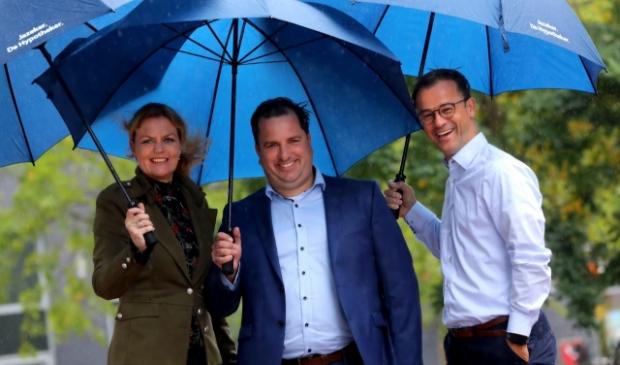 <p>Sigrid Schuurman (adviseur), Bastiaan Pouw, Kris Schrauwen (adviseur).</p>