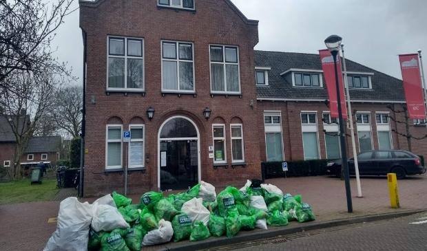 <p>De opbrengst van Vleuten Schoon in 2019.</p>