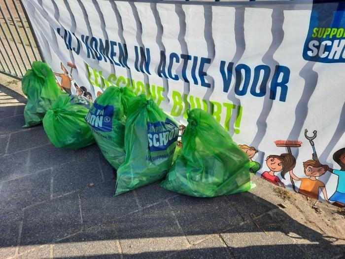 Week van de duurzaamheid Esther van der Werf © Van Dijk Grafimedia BV