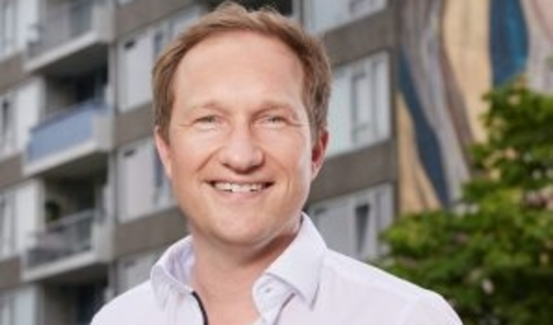 <p>Lijsttrekker Maarten Koning</p>
