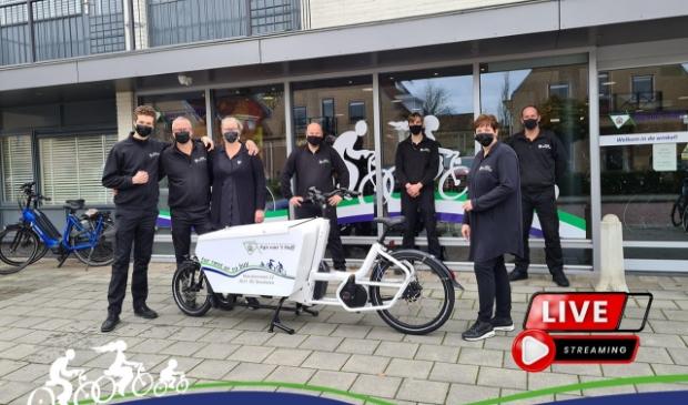 <p>Een hele dag informatie op facebook over e-bikes en e-bakfietsen.</p>