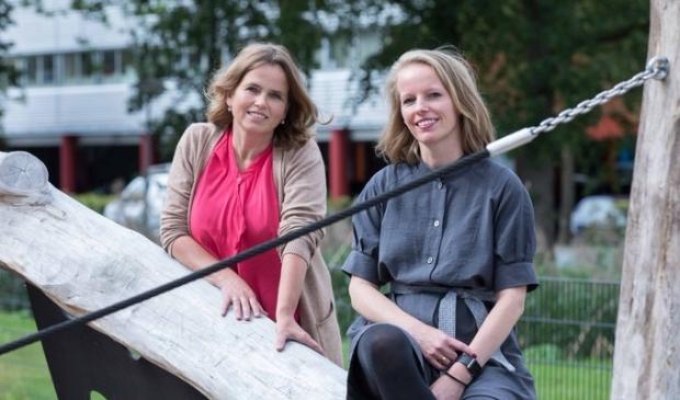 kinder- en jeugdpsychiaters Renate Floor-Siebelink en Nicole Becking