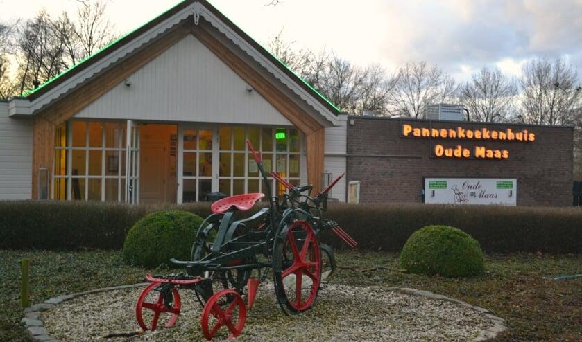 Pannenkoekenhuis de Oude Maas.