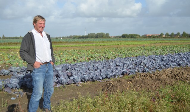Gert van Herk zet sinds 2001 alles lokaal af.