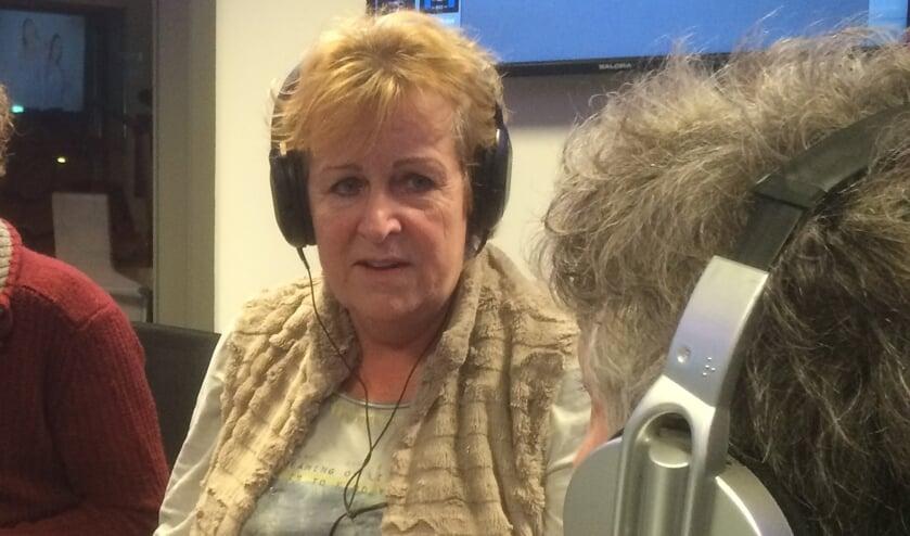 Betty Guijs is te gast in het programma.