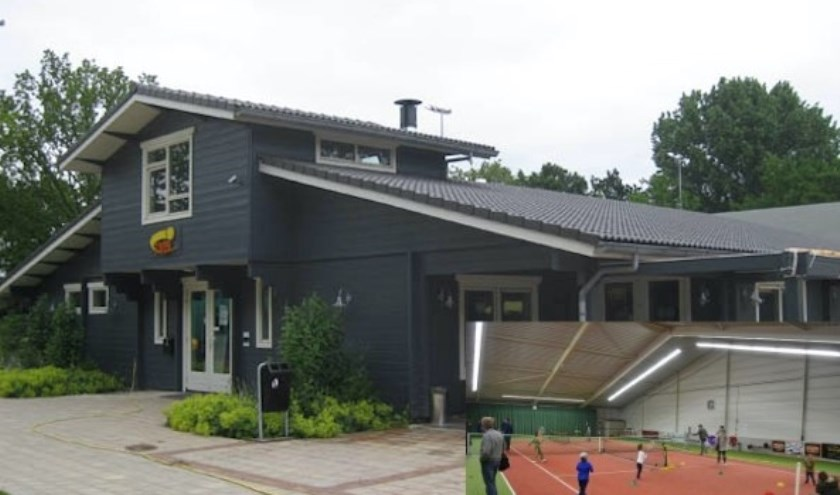 De tennis-/sportmiddag wordt gehouden in de hal van Tennisvereniging Barendrecht.
