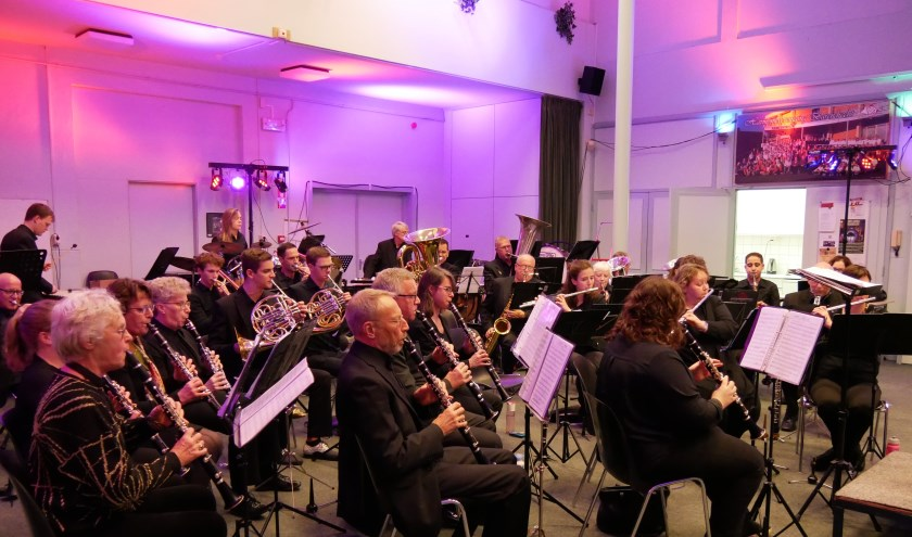 Het HarmonieOrkest van Harmonievereniging Barendrecht.