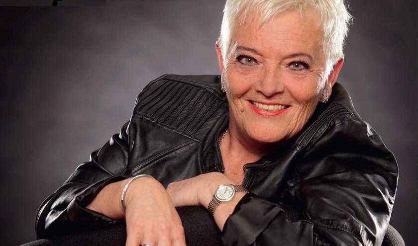 Marga van Essen verzorgt op 3 november een 'Swinging Sunday'