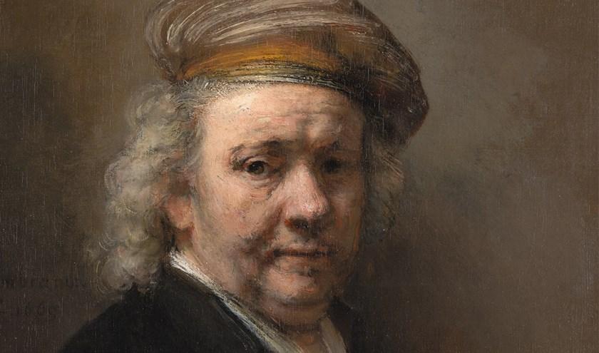 Rembrandtdag in het Kasteel van Rhoon.